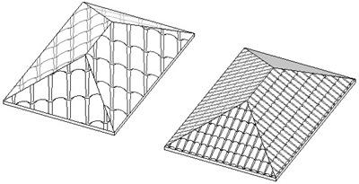 penyusunan vs model 2